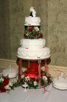 Ulike Wedding Cake Ideer