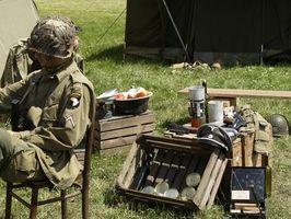 Bursdag presentere ideer for en sønn i den militære