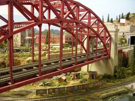 Hvordan bygger jeg en N Scale Train Layout?