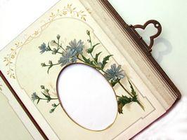 Hvordan lage ditt eget bryllup fotoboken