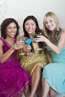 Bachelorette Party Games og Aktiviteter