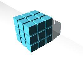 Hvordan løse en Rubiks kube Really Fast