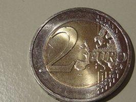 Hvordan identifisere Euro mynter