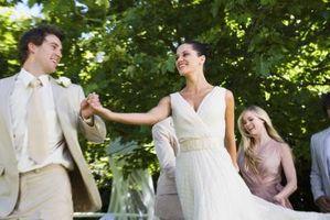 Utendørs Uformell Bryllupsmottakelses Ideas