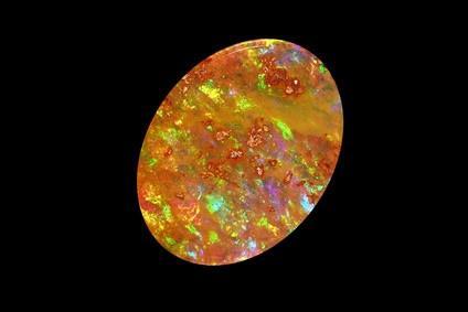Opal slipeverktøy