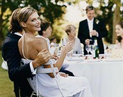 Enkel meny ideer for små bryllupsfester