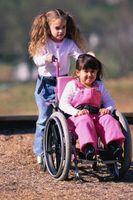 Bursdag ideer for barn i rullestol