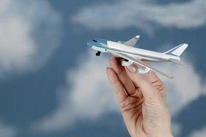 Slik viser modellfly Fra taket ditt
