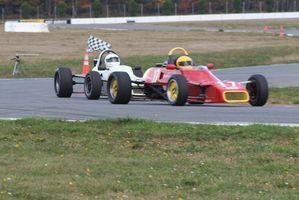 Race bil gaver
