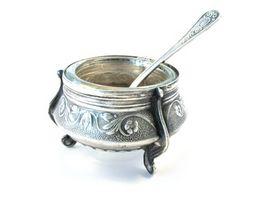 Hvordan Clean tysk Silver Smykker