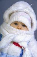 Virkningene av kalde temperaturer på spedbarn