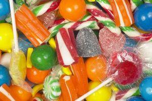 Hvordan å si takk Bruke Candy