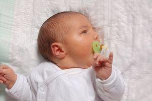 Dåpsgaver for babyer og småbarn