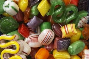 Reinsdyr Candy Jar Håndverk