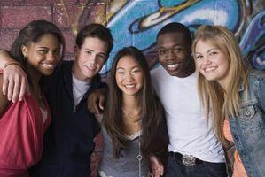 Hvordan Bli kjent med Teen Venner