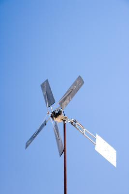 Instrumentene som brukes til å måle vindhastighet