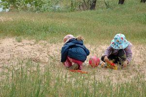 Morsomme utendørsaktiviteter og Scavenger Hunts for Kids