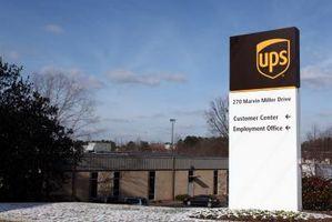 Hvordan beregne UPS Shipping Utgifter