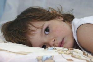 Hvordan løse Toddler søvnproblemer