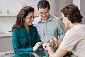 Kan en tungsten ring bli endret?
