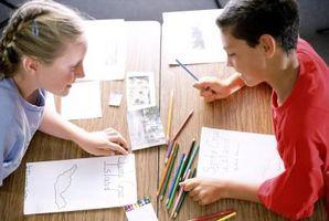 Hvordan lære barna å planlegge et prosjekt