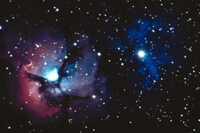 Fordeler og ulemper med optiske teleskoper