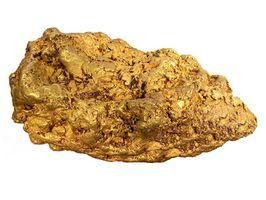Gull-bærende jordtyper