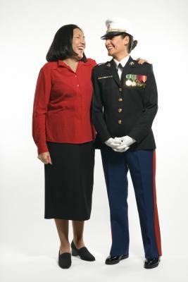 Gaver til Marines i OCS
