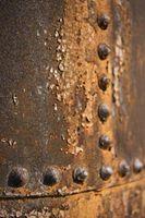 Hvordan kan Oxygen påvirke jern?