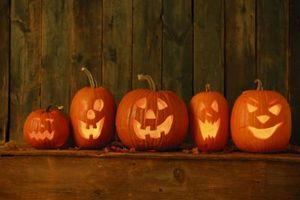 Halloween karneval i Channelview, Texas