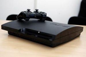 Kan en Dualshock Controller bli belastet i en PC?