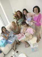 Hvordan Design din egen baby shower dekorasjoner