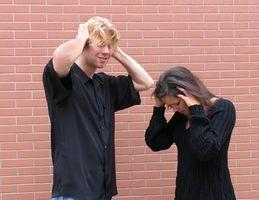 Hvordan å svare på en skilsmisse