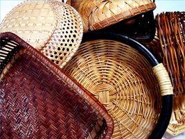 Slik Design Frukt Baskets