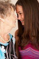 Hvordan Tenåringer kan hjelpe eldre med å flytte rundt