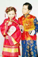 Kinesisk bryllup kultur