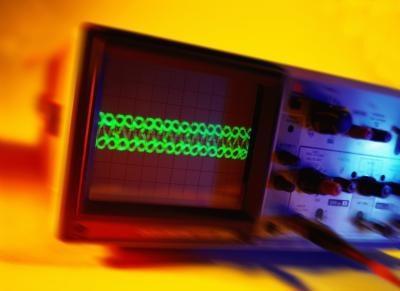 Hvordan beregne Phase Shift Med oscilloskop