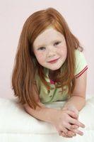 Hvordan få store Hodeskudd for barnet ditt