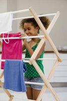 Enkelt List for barn husarbeid etter skolen Lekser