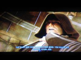 Hvordan bekjempe Rogue Jedi i Star Wars: The Force Unleashed
