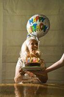 Nøkkel lave 50th Birthday Ideer