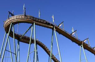 Hvor å låse opp Dykking tavler Roller Coaster Tycoon 3