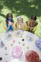 Hvordan velge den beste tema for ditt barns Birthday Party
