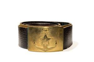 Hvordan identifisere Antique & Collectible beltespenner