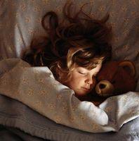 Hvordan få barn til å sove i sine egne senger