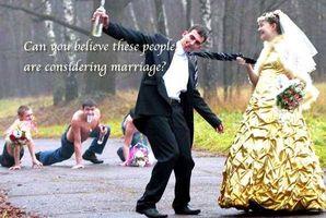 Hvordan Word Funny Bryllupsmottakelses Invitasjoner
