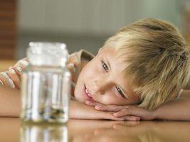 Hvordan kan jeg lære viktigheten av Tiende til barn?