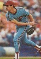 Hvor mye er en Kevin Gross baseball kort verdt?