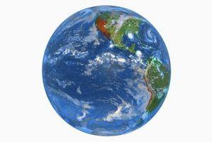 Hvordan bruke den vitenskapelige metode på et prosjekt om jordoverflaten