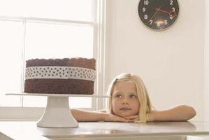 Hvilken type enkle kjemiske reaksjonen skjer i Cakes?